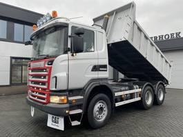 tipper truck > 7.5 t Scania G 420 6x4 Tipper/tractor 2009
