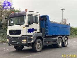 tipper truck > 7.5 t MAN TGS 33.440 Euro 5 INTARDER 2011