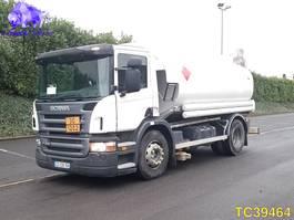 tank truck Scania P230 Euro 4 2007