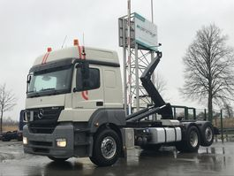 swap body truck Mercedes-Benz Axor 2543 L VDL Abroller S 21 - 5900 2005
