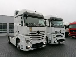 cab over engine Mercedes-Benz Actros 18-45 Big Space-RETARDER-ACC- Kamera- TOP 2014