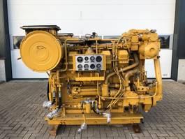 industrial engine Caterpillar 3508 DI-TA 808 kW 1084 PK Diesel motor