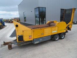 Recyclingmaschine Menart / Komptech P160 DS Shredder / Reducer 2012