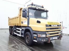 LKW Kipper > 7.5 t Scania 124 420 Torpedo Big Axles Torpedo 6x4 2003