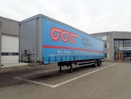 sliding curtain semi trailer 34 pl. 2014