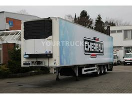 refrigerated semi trailer Chereau Carrier Maxima 1300 / 2,60h / SAF Achsen 2008