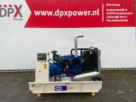 Generator FG Wilson P165-5 - 165 kVA Open Generator Set - DPX-12368 2016