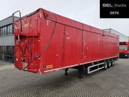 walking floor semi trailer Legras SBS2220 / 1. und 3. Liftachse