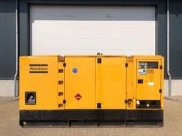 generator Atlas Copco QAS 366 350 kVA Supersilent generatorset 2004