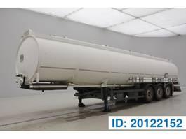 Tankauflieger AC erbi Tank 43153 liter 2008