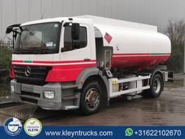 tank truck Mercedes-Benz Axor 1829 magyar 13500 ltr ,5 2009