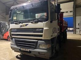 tipper truck > 7.5 t DAF CF85 380 2006