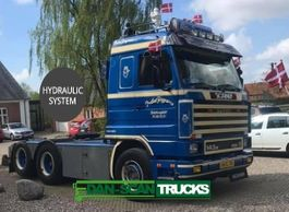 cab over engine Scania R143ML6x2 420hp Hydr. system Air / Air suspension 1995