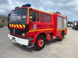 fire truck Renault S 170 1990