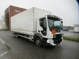 sliding curtain truck Volvo FL 210, Euro 6, Handschalter, Klima, 7,30 m 2014