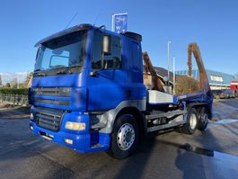 container truck DAF 85CF 2004