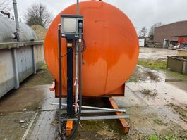 other construction machine Vernooy Tank 15 m3