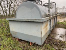 tank container Vernooy Tank container