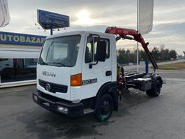 Container-LKW Nissan Nissan ATLEON price including trasnport to port