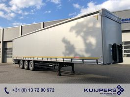 sliding curtain semi trailer Kögel / 2019 / 3-Assige Schuifzeil / Liftas / Laadlift 2000 kg 2019