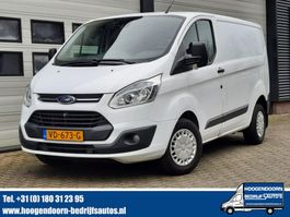 closed lcv Ford Transit Custom 2.2 TDCI 101pk - NL-Auto - N.A.P. - Airco - Camera 2013