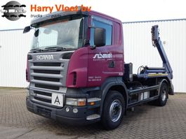 container truck Scania R420 2008