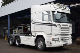 heavy duty tractorhead Scania R730 V8, 76 Tons, Euro 6, Hydraulic, Retarder, Truckcenter Apeldoorn