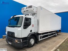 refrigerated truck Renault Premium 320 EURO 6, Thermoking , Telma - Retarder 2014