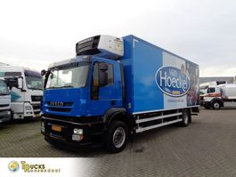 refrigerated truck Iveco EuroCargo 190 190S36 + Euro 5 + Carrier Supra 950 2010