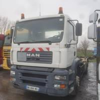 container truck MAN TGA 26 390 2005