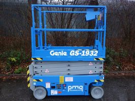 scissor lift wheeld Genie GS-1932 2016