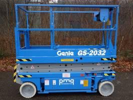scissor lift wheeld Genie GS-2032 2002