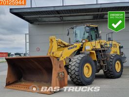 wheel loader Komatsu WA500-6 Including bucket 2010