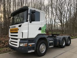 cab over engine Scania R470   Manual gearbox + Retarder 2006