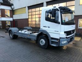 chassis cab truck Mercedes-Benz 1518 4x2 Atego Fahrgestell 2009
