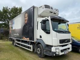 refrigerated truck Volvo FL 240 FRIGO THERMOKING SPECTRUM TS - BELGIAN TRUCK 2010