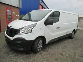 closed lcv Renault Trafic 1.6DCI Klima Navi Motorschad Netto €6250