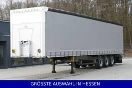sliding curtain semi trailer Schmitz Cargobull Liftachse Palettenanschlag XL + Getränke €289.-m 2015