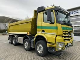 tipper truck > 7.5 t Mercedes-Benz Arocs 4146 8x4 Euro 6 Meiller Muldenkipper TOP!