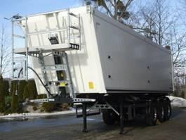semirremolque de volquete Schmitz Cargobull SKI 24 SL 9.6 3 Achse Alu Muldenkipper 52 M³ 2020