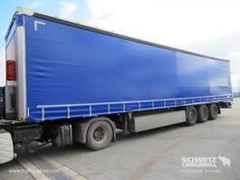 sliding curtain semi trailer Schmitz Cargobull Semitrailer Curtainsider Standard 2015