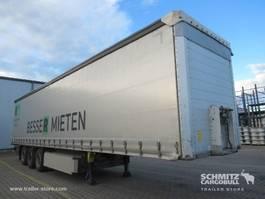 sliding curtain semi trailer Schmitz Cargobull Auflieger Curtainsider Standard 2016