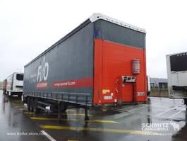 sliding curtain semi trailer Schmitz Cargobull Semitrailer Rideaux Coulissant Standard 2013