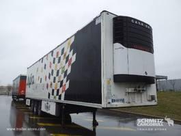 refrigerated semi trailer Schmitz Cargobull Semitrailer Frigo Mega Dubbeldeks 2013