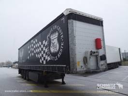 sliding curtain semi trailer Schmitz Cargobull Semitrailer Rideaux Coulissant Standard 2019