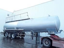 tank semi trailer semi trailer Trailor Oplegger lames/39500L 1989