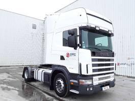 cab over engine Scania 124 420 2002