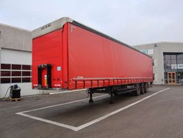 sliding curtain semi trailer Kel-Berg 34 pl. 2015