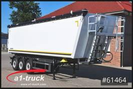 tipper semi trailer Schmitz Cargobull SKI 24 SL 9.6, ALU 50, 52,2m³, Alcoa, Lift 2018
