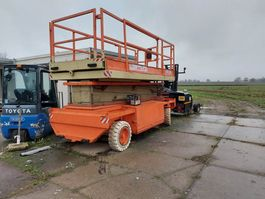 Scherenbühne auf Rädern Holland Lift monostarQ-135EL18 2000